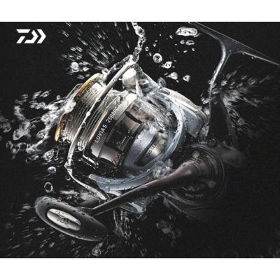 Daiwa 15Luvias spinning reels 2015-
