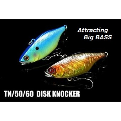 Jackall TN50/TN60 Disk Knocker, Big Bass special
