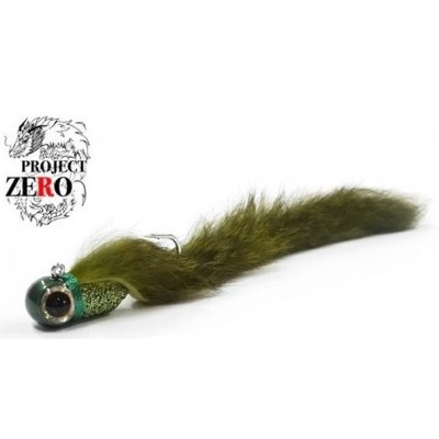 Project Zero, Big-eye Feather jigs GT-B4g, GT-B10g, Mega Dragon15g