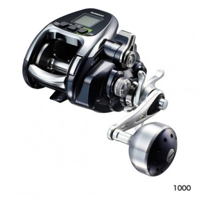 Shimano 16Force Master 1000 motor powered reel