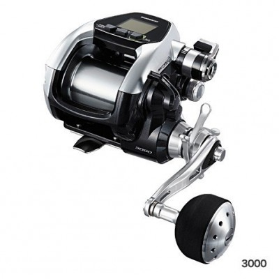 Shimano 15Force Master 3000 motor powered reel