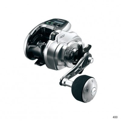 Shimano 14Force Master 400/401 motor powered reel