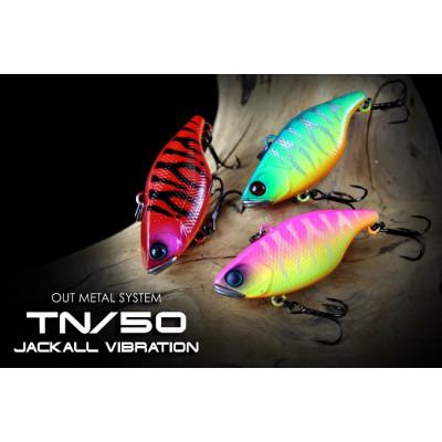 Jackall TN50 vibration