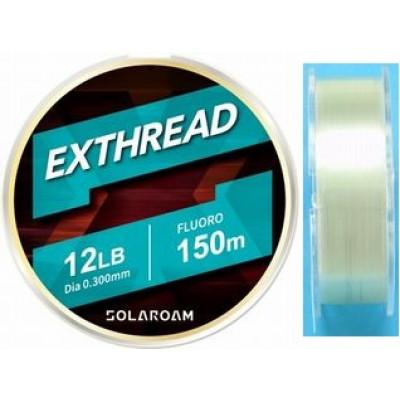 Toray Solaroam Exthread (100% Fluorocarbon line)