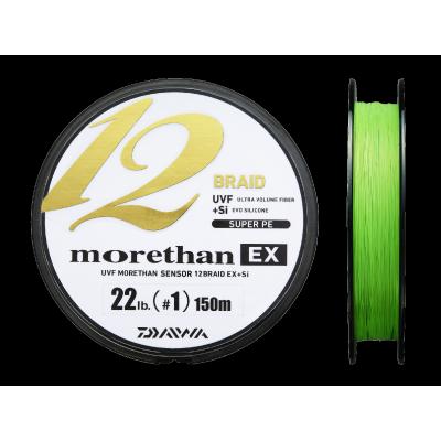 Daiwa Morethan Sensor 12Braid EX+Si (PE spectra) 2018NEW