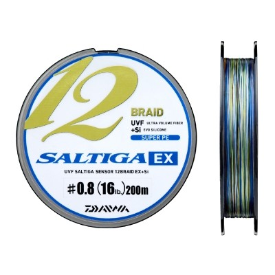 Daiwa Saltiga Sensor 12Braid EX+Si (metered) 2018 NEW