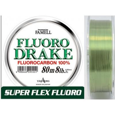 YAMATOYO Famell Fluoro Drake (Fluorocarbon line)