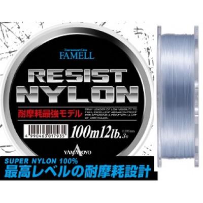 YAMATOYO Famell Resist Nylon (Nylon line)