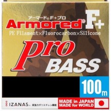 Duel Armored F+ Pro Bass (PE spectra line, hard coated)