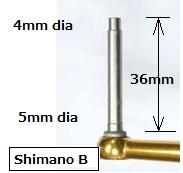 Shimano B