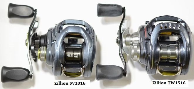 5c9495ac1c3 Daiwa 15 Zillion TW 1516 Japan model 2015-