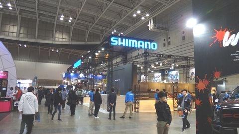 Shimano2018booth